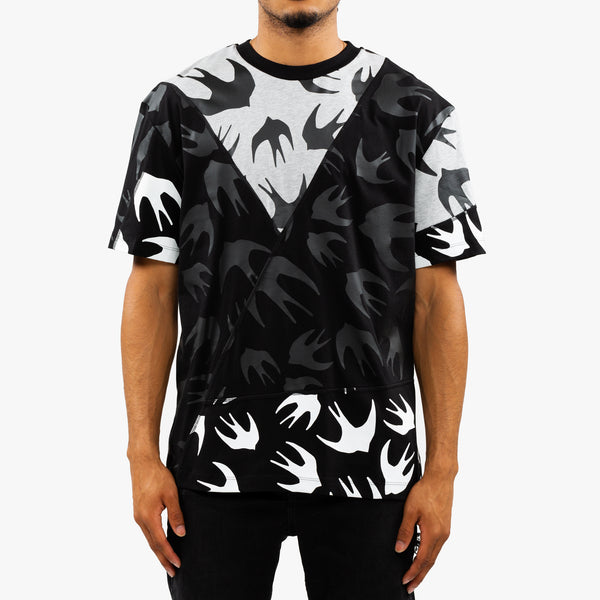 Swallow Cut Up T-Shirt