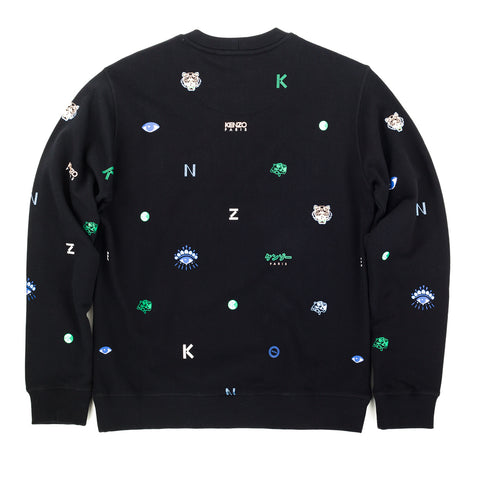 Multi Icons Sweater