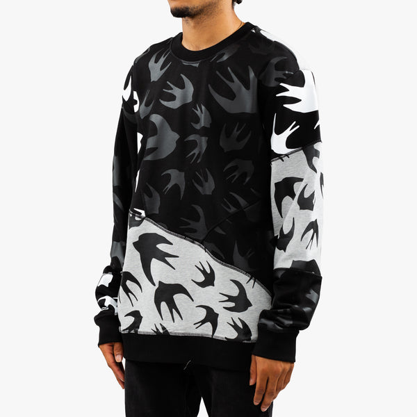 Swallow Cut Up Sweatshirt