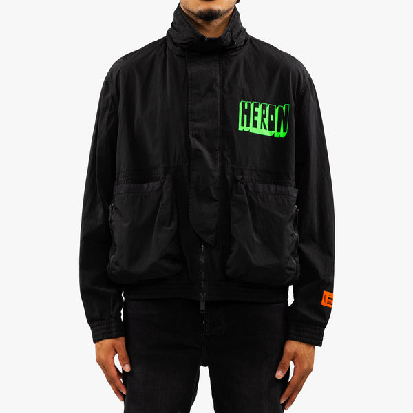 Concrete Jungle Windbreaker