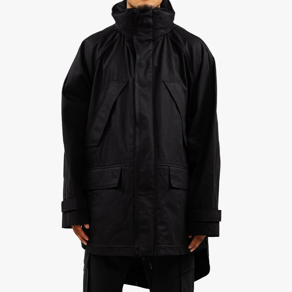 Convertible Fishtail Parka