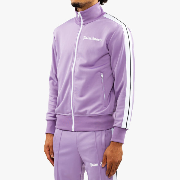 Classic Lilac Track Jacket