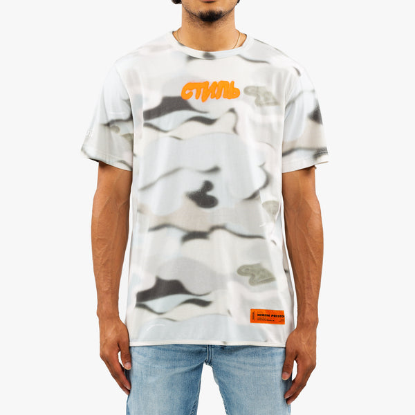 Cloud Camouflage T-Shirt