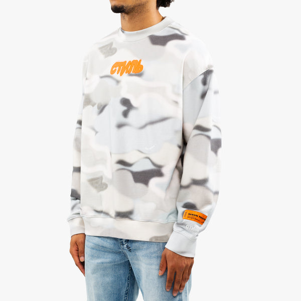 Cloud Camouflage Sweatshirt
