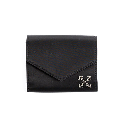 Nylon Arrow Small Wallet