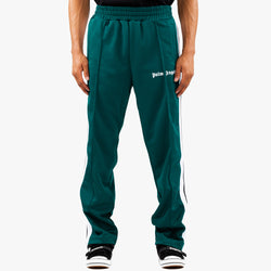 Classic Dark Green Track Pants