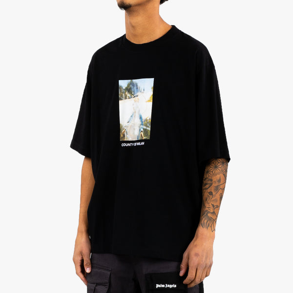 Holy Square Over T-Shirt