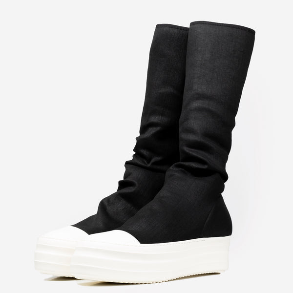 Double Bumper Sock Sneakers