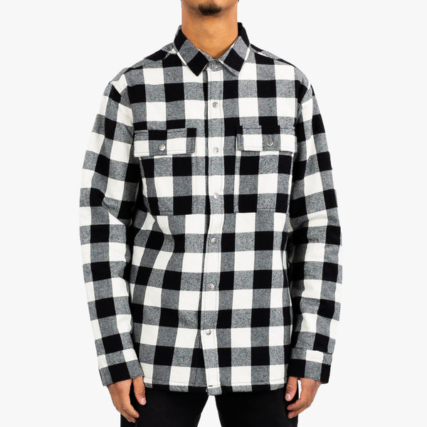 Dub Long Sleeve Check Shirt