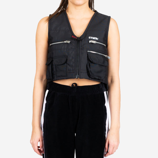 Ladies Multipocket Fire Vest