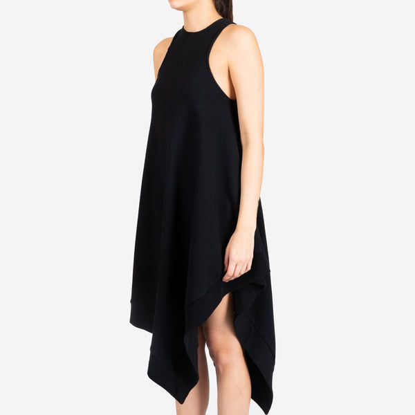 Hybrid Asymmetrical Tank Dress