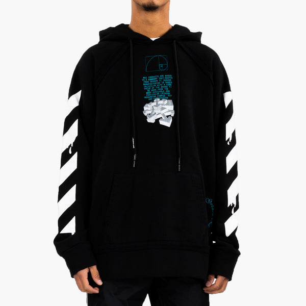Dripping Arrows Incompiuto Hoody