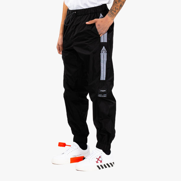 County Tape Jogging Pants