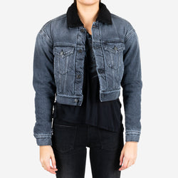 Wings Jean Jacket