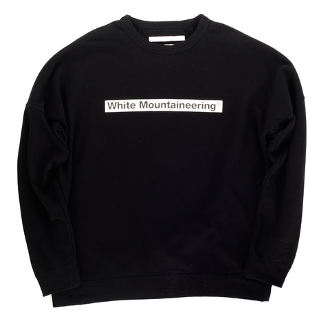 Box Logo Sweater