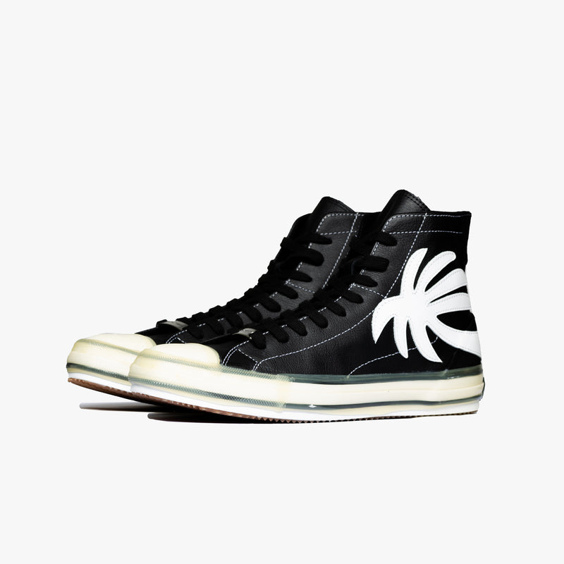 Vulcanized Palm High Sneakers