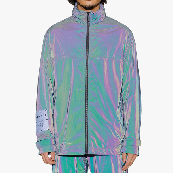 Flashy Windbreaker