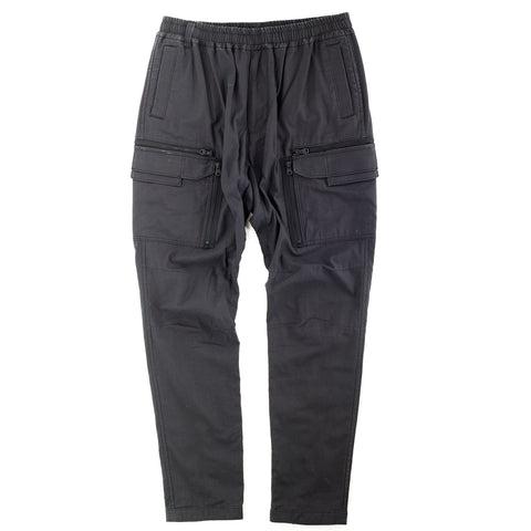 Satin Easy Cargo Pants
