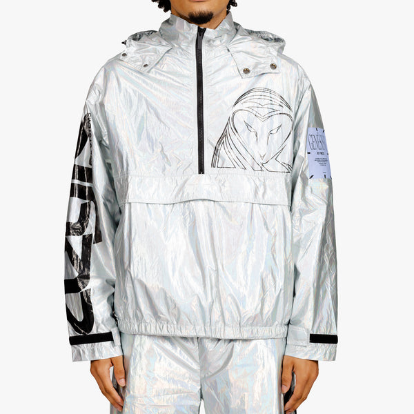Foiled Windbreaker