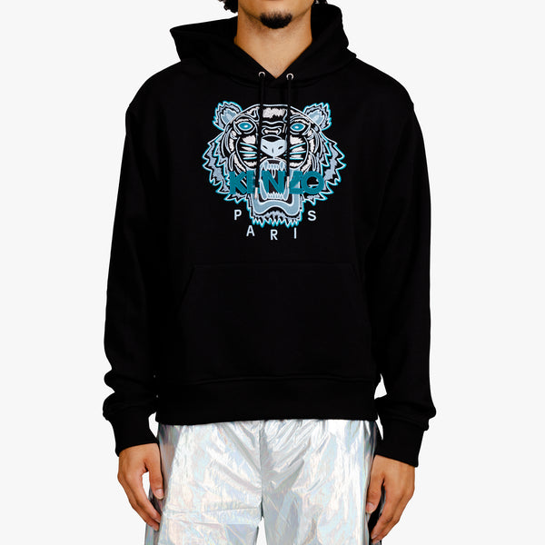 Tiger Icon Hoodie