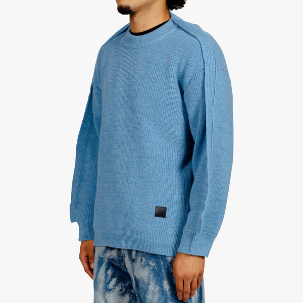 Fin Knit Sweater