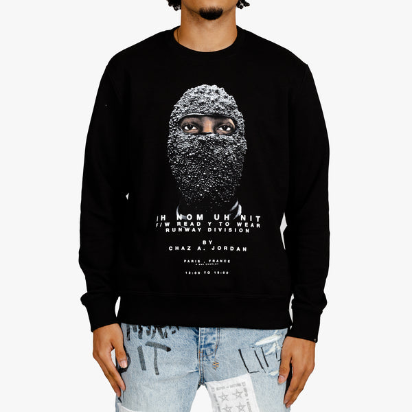 Black Mask Limited Sweatshirt