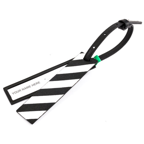 Diagonal Travel Tag