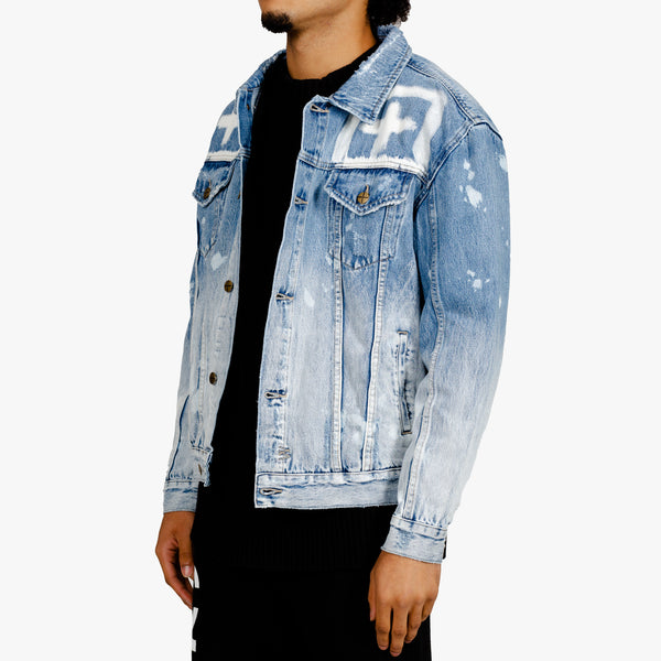 T-Box Oh G Denim Jacket