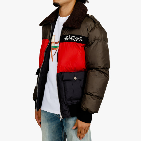 Desert Logo Down Jacket