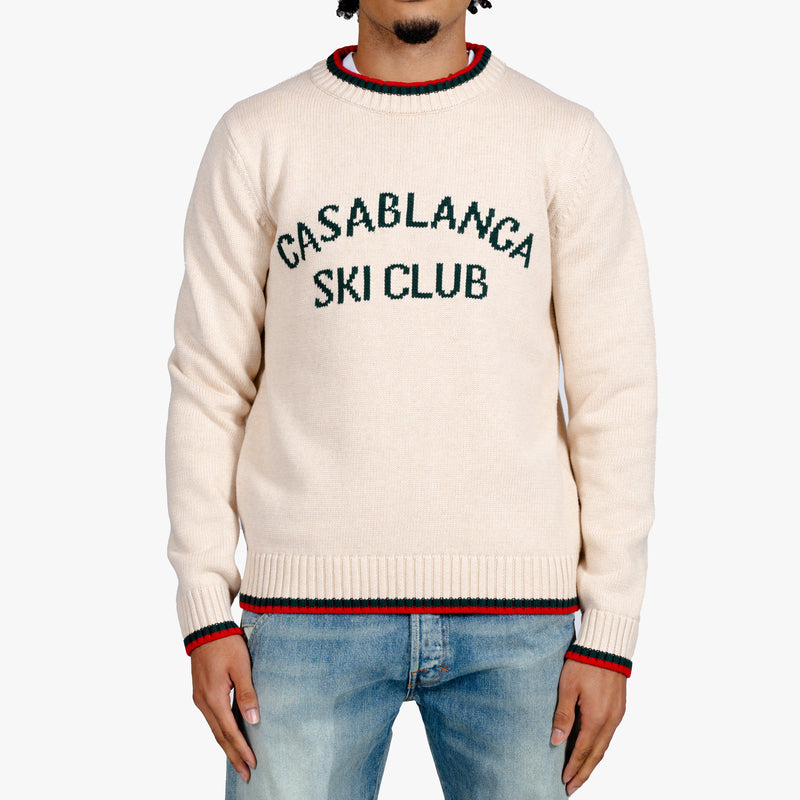Ski Club Knit Sweater