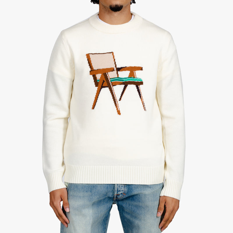 Art of Sitting Knit Sweater