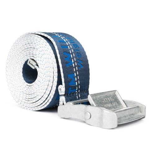 Blue Industrial Belt