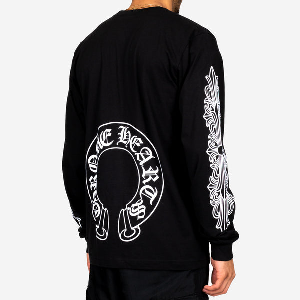 Horseshoe Long Sleeve Tee