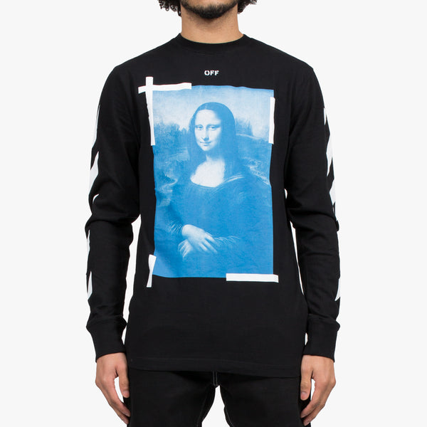 Blue Monalisa Long Sleeve