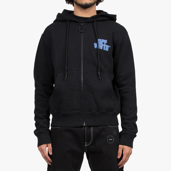 Hands Arrows Slim Zip Hoodie