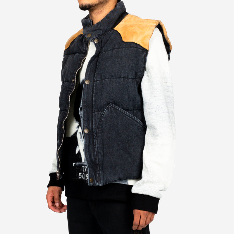 Guess Jeans Puffer Vest