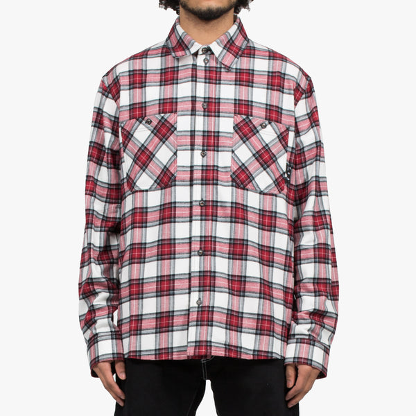 OW Check Flannel Shirt