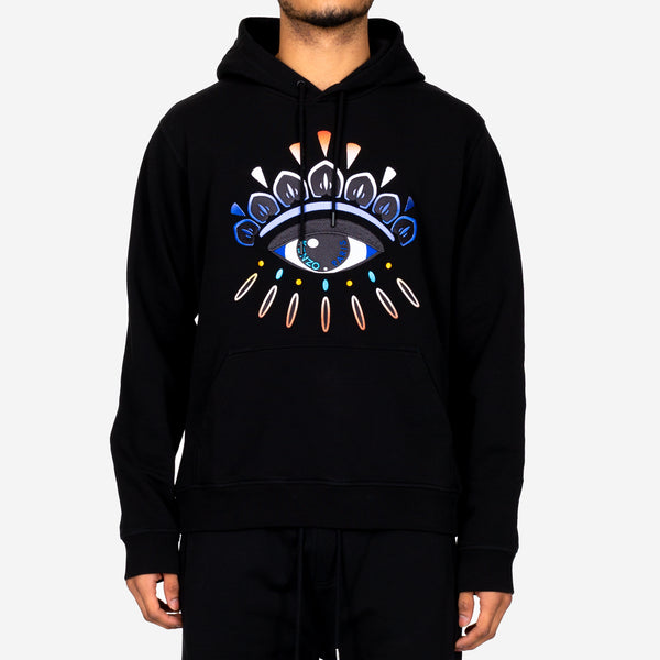 Gradient Eye Hoody
