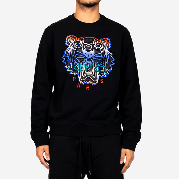 Gradient Tiger Sweatshirt