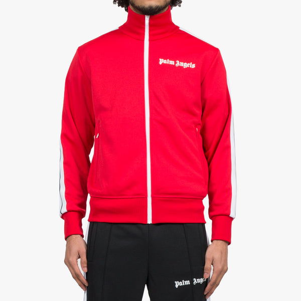 Classic Red Track Jacket