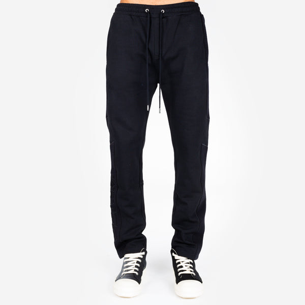 Mesh Tapered Sweatpants