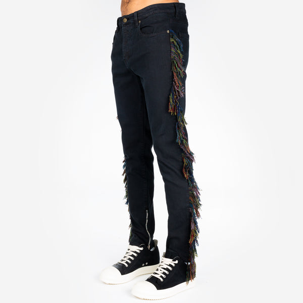 Guess Jeans Fringe Jeans