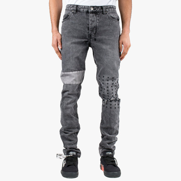 Chitch Dynamo Black Jeans