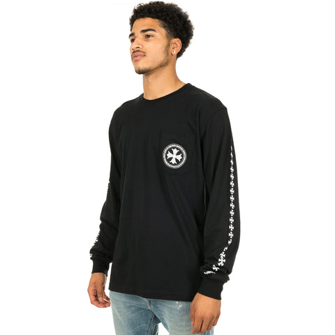 CH Plus Stamp Long Sleeve T-Shirt