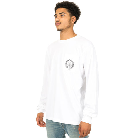 Horseshoe Cross  Long Sleeve T-Shirt