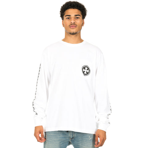 CH Plus Stamp T-Shirt Long Sleeve T-Shirt
