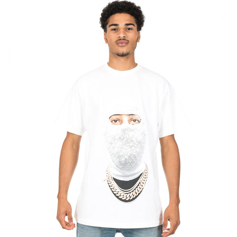 Gold Face T-Shirt