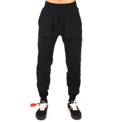 Layered Sweatpants