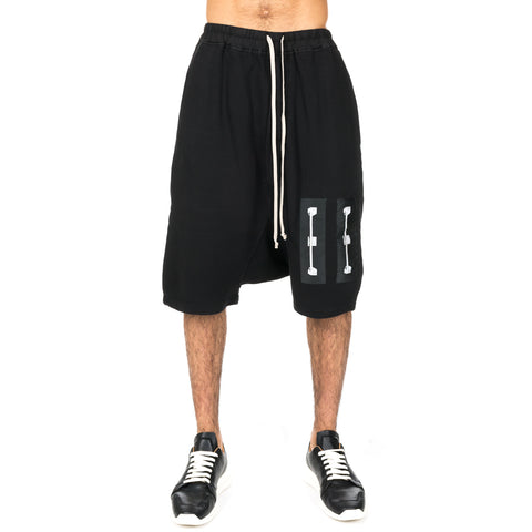 Drawstring Pods Shorts