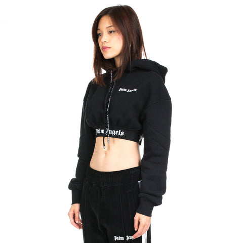Basic Cropped Hoody